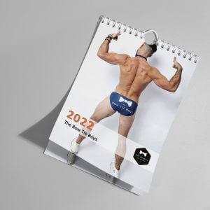 Bow Tie Boys Calendar 2022